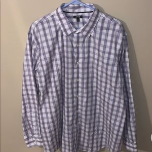 Apt 9 Button Down Dress Shirt